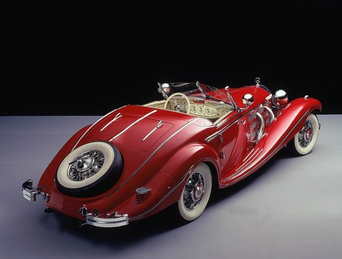 Mercedes-Benz 500 K Spezial-Roadster – 02