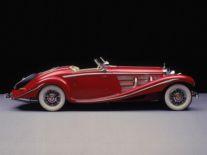 Mercedes-Benz 500 K Spezial-Roadster – 04
