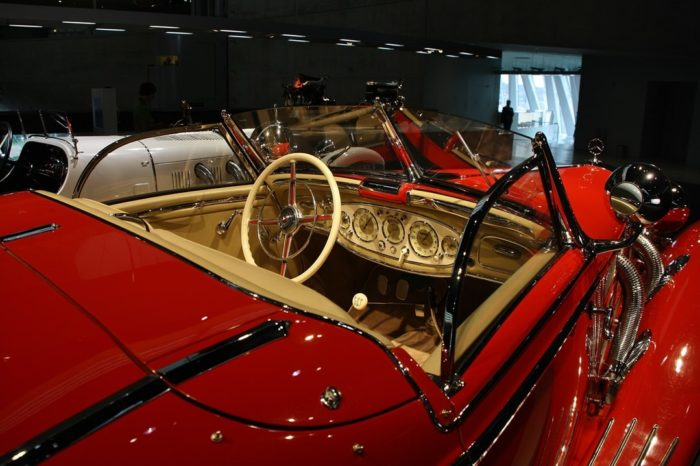 Mercedes-Benz 500 K Spezial-Roadster – 05