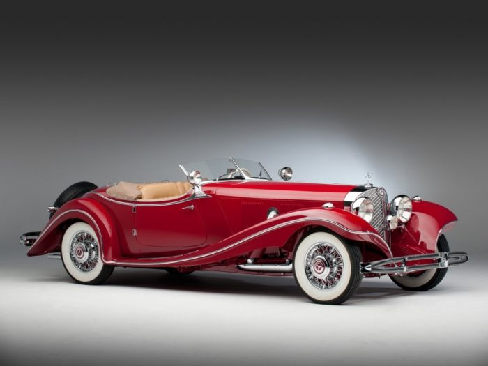 Mercedes-Benz 500 K Spezial-Roadster – 07