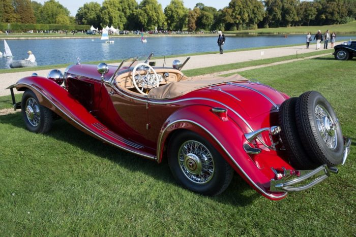 Mercedes-Benz 500 K Spezial-Roadster – 08
