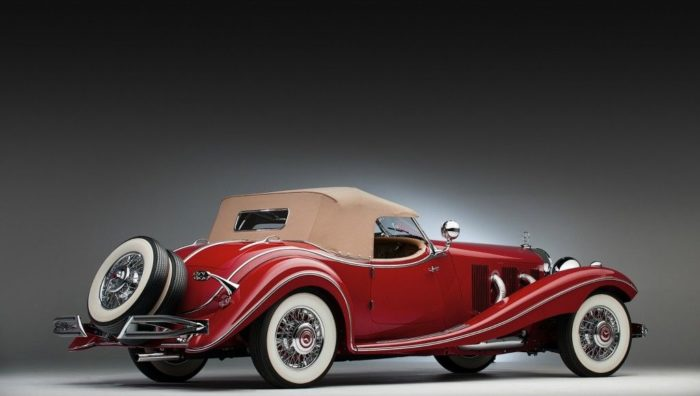 Mercedes-Benz 500 K Spezial-Roadster – 09