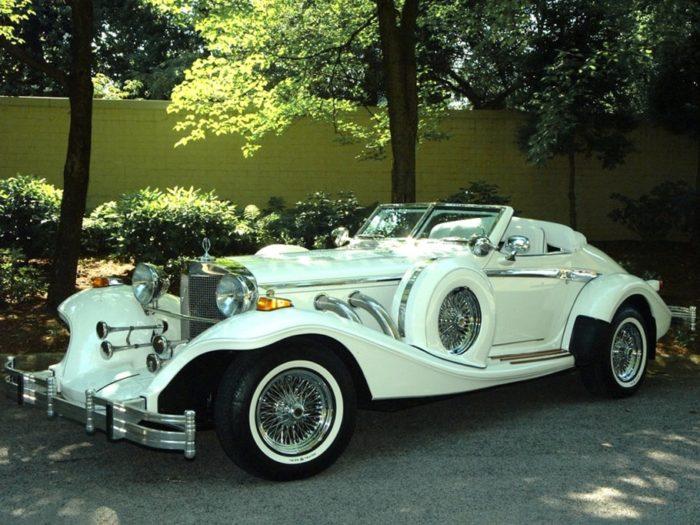 фото автомобиля Excalibur (Экскалибур) – 15