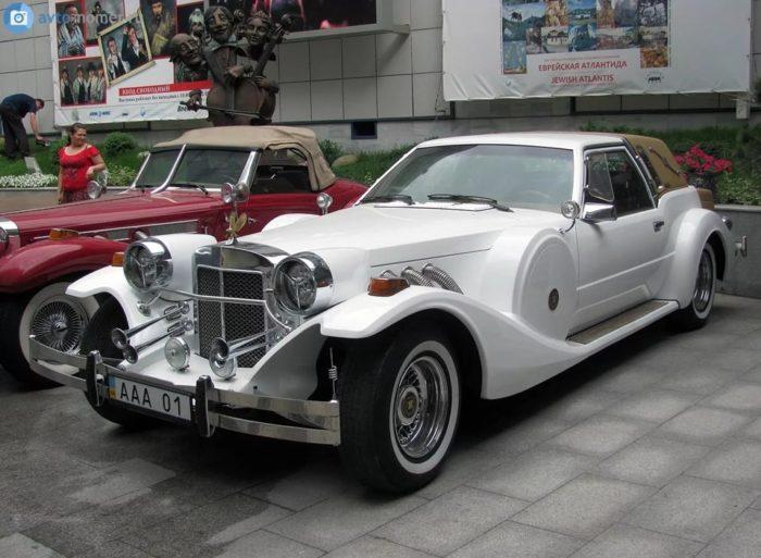 фото автомобиля Excalibur (Экскалибур) – 17
