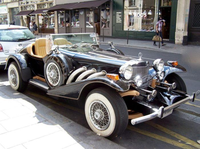 фото автомобиля Excalibur (Экскалибур) – 18