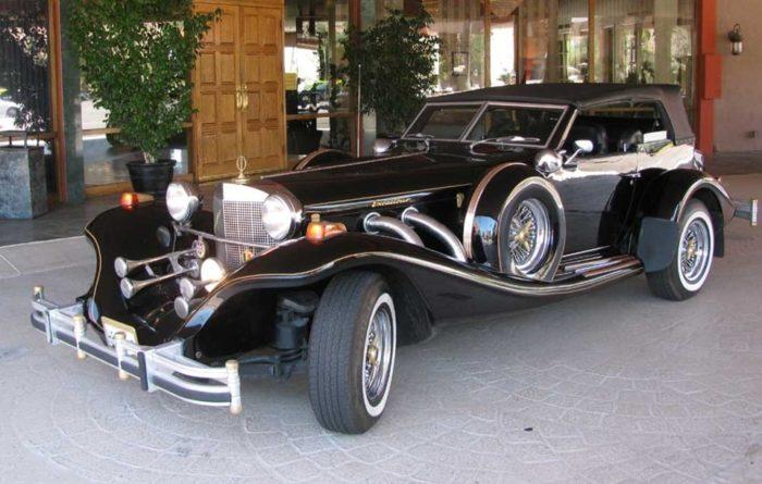 фото автомобиля Excalibur (Экскалибур) – 23