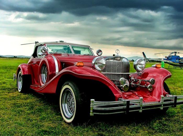 фото автомобиля Excalibur (Экскалибур) – 25