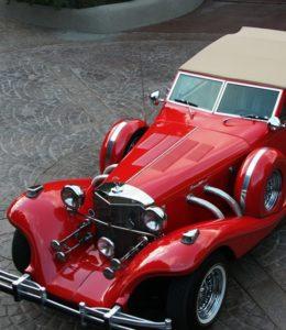фото автомобиля Excalibur (Экскалибур) – 26
