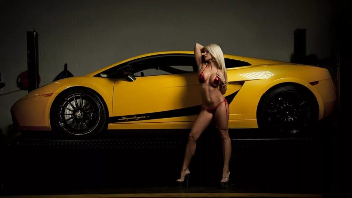 девушки и авто – 05