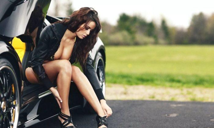 девушки и авто – 07