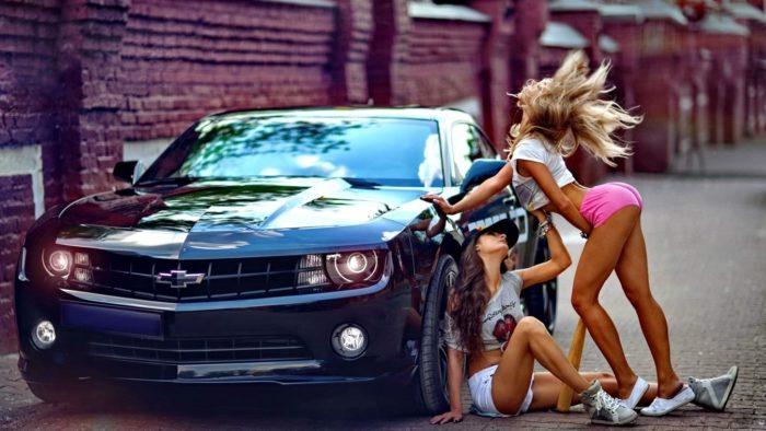 девушки и авто – 09