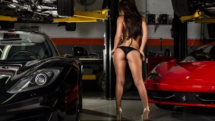 девушки и авто – 10