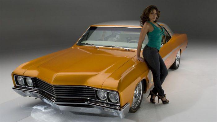 девушки и авто – 11