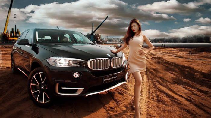 девушки и авто – 14