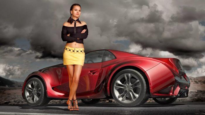 девушки и авто – 17