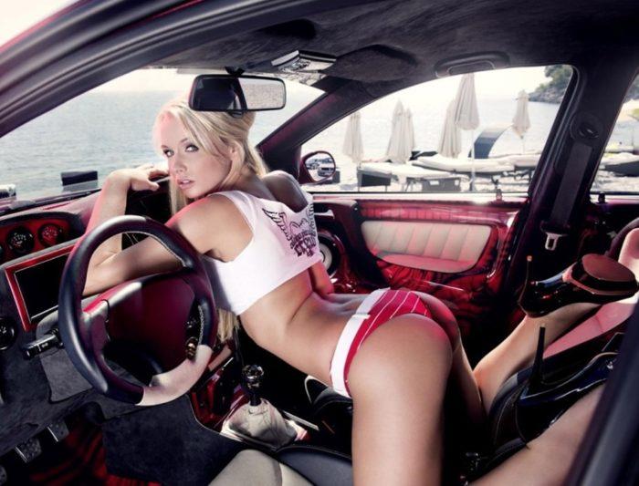девушки и авто – 18