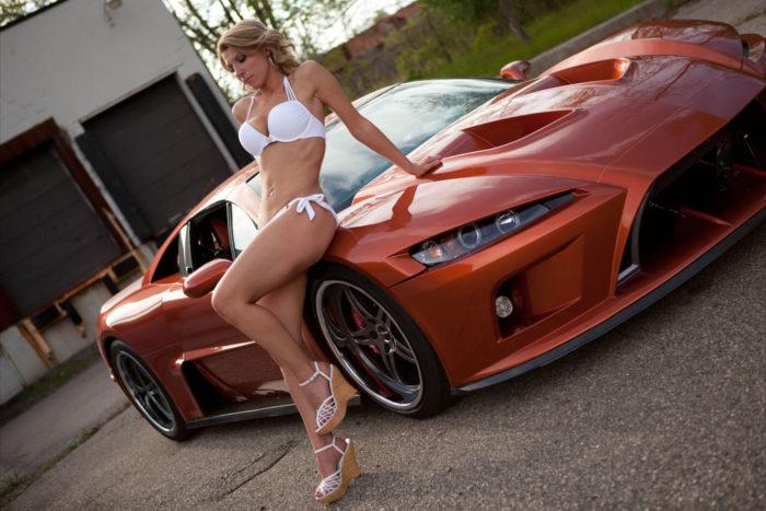девушки и авто – 19