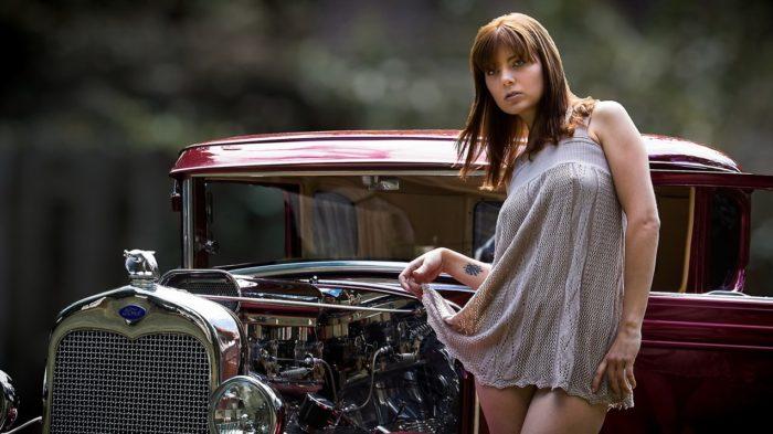 девушки и авто – 22