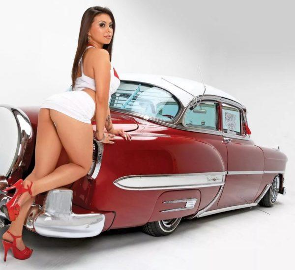 девушки и авто – 23