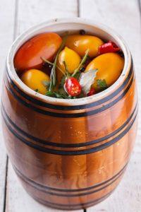 быстрые маринованные помидоры - 02