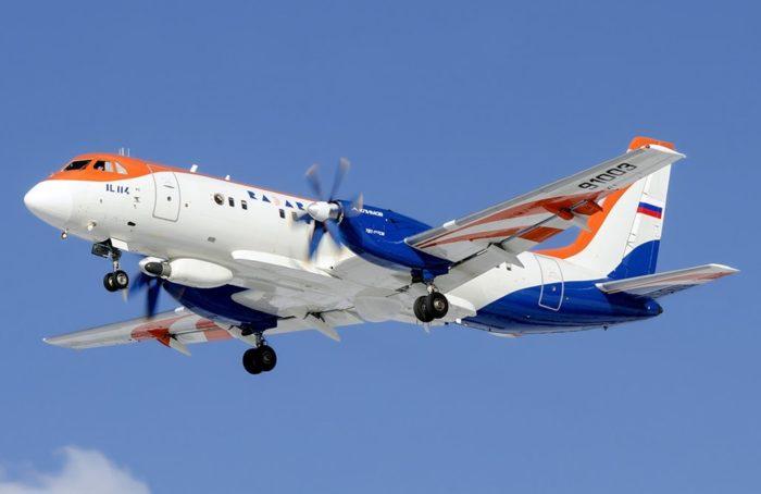 гражданская авиация России - 05