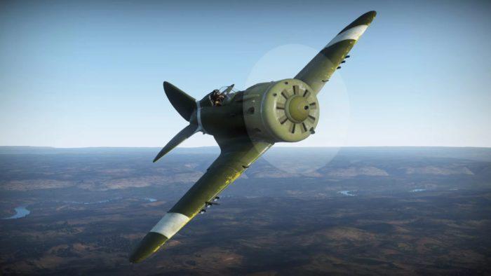 истребитель И-16 - 01