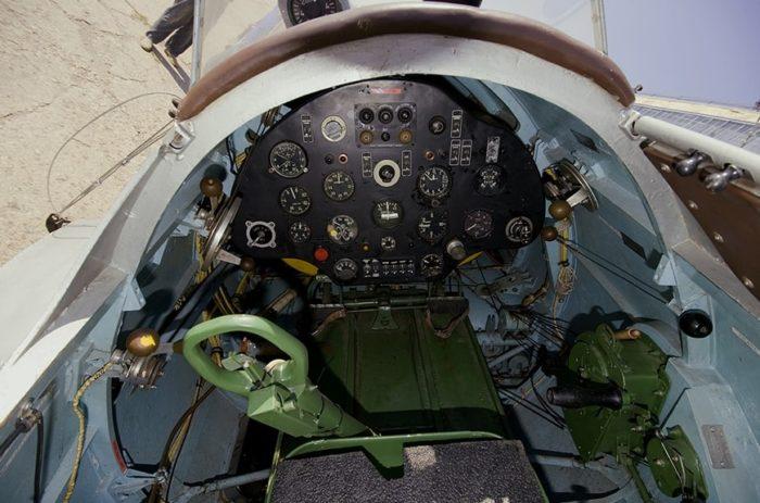 истребитель И-16 - 05