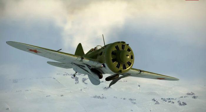 истребитель И-16 - 07