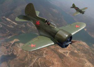истребитель И-16 - 09