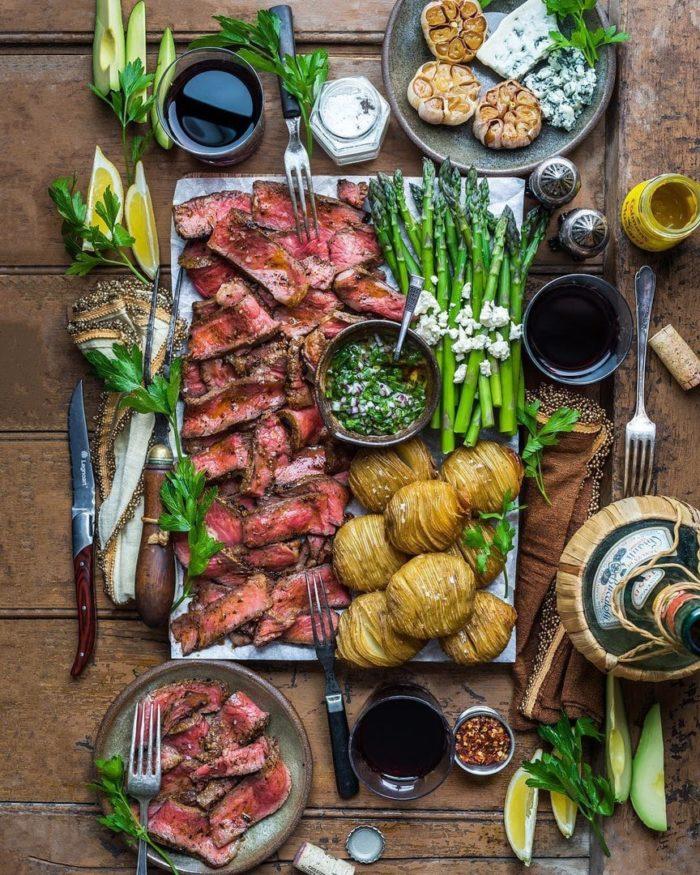 мужская кухня галерея фото - 39