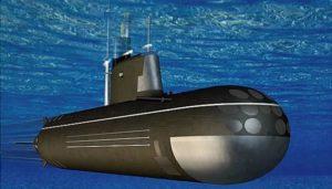 подводная лодка «Пиранья» - 01