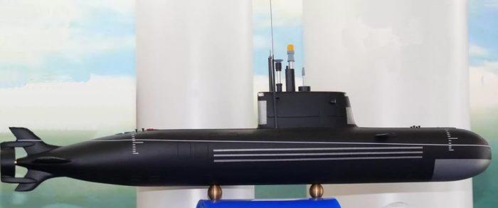 подводная лодка «Пиранья» - 02