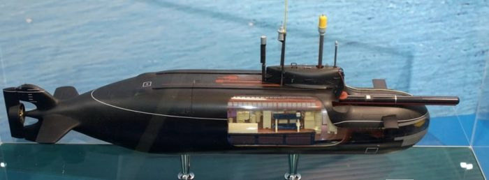 подводная лодка «Пиранья» - 03