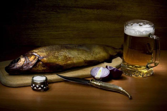 пиво с раками и пиво с рыбой фото – 14