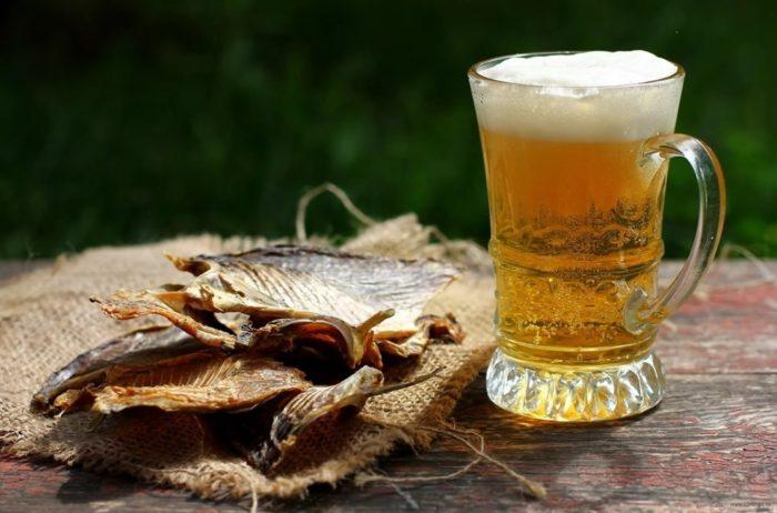 пиво с раками и пиво с рыбой фото – 22