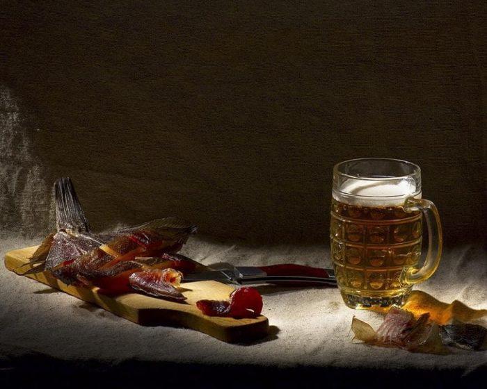 пиво с раками и пиво с рыбой фото – 24