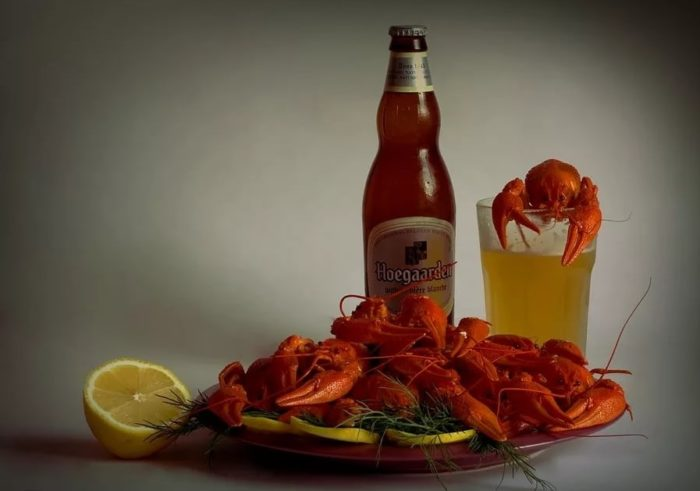 пиво с раками и пиво с рыбой фото – 25