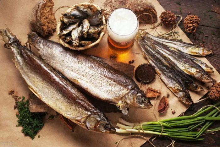 пиво с раками и пиво с рыбой фото – 29