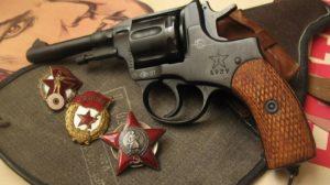 револьвер Наган - 01