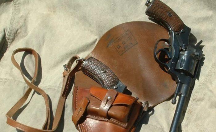 револьвер Наган - 05