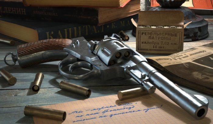 револьвер Наган - 06