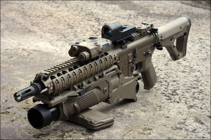 стрелковое оружие фото – 45