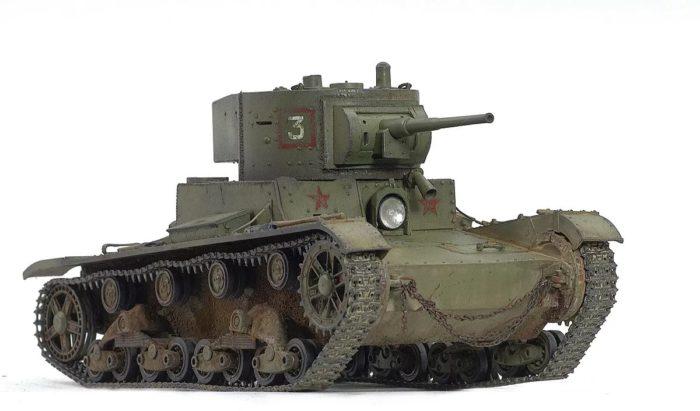 лёгкий танк Т-26 - 14
