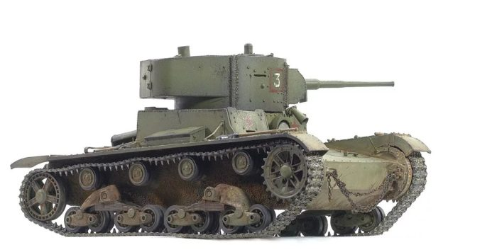 лёгкий танк Т-26 - 15