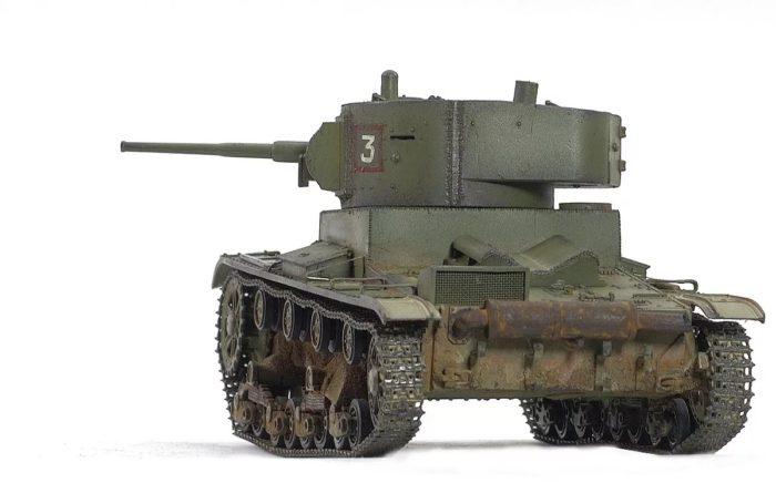 лёгкий танк Т-26 - 17