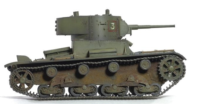 лёгкий танк Т-26 - 18