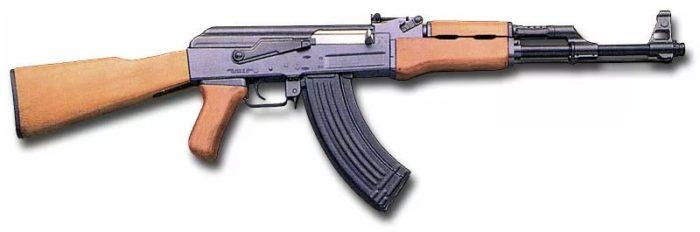 автомат Калашникова - 03