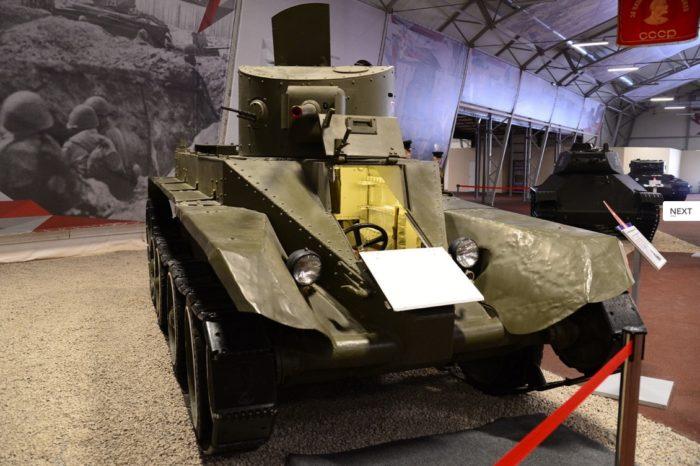 танк БТ-2 - 05