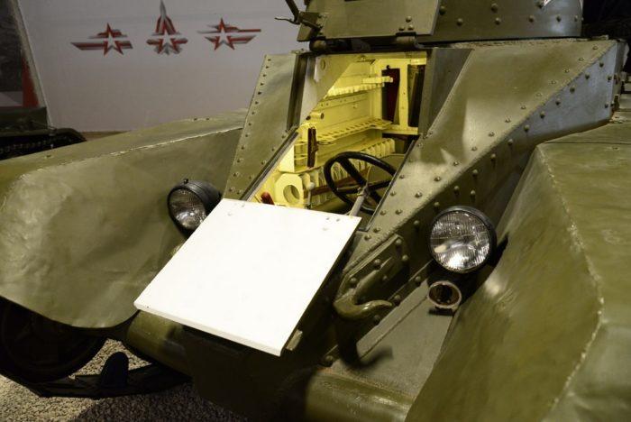 танк БТ-2 - 06