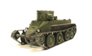 танк БТ-2 - 13
